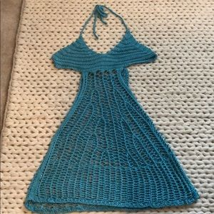 Crochet cover up